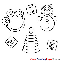 Pyramid printable Coloring Pages for free