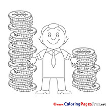 Change Business Coloring Pages download
