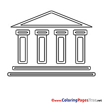 Exchange Business free Coloring Pages