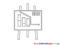 Graph printable Coloring Pages Business