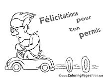 Autocar printable Coloring Pages for free