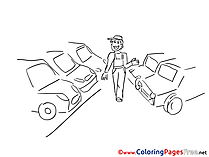 Seller free printable Coloring Sheets