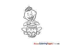 Drum Coloring Sheets download free