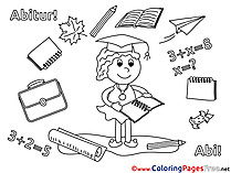 Leaver Boy Coloring Pages for free