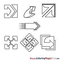 Bureau printable Coloring Sheets download