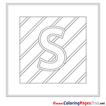 Dollar printable Coloring Pages for free