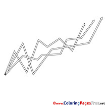 Graph Children Coloring Pages free