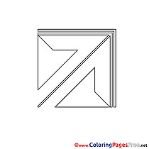 Printable Arrow Coloring Sheets download