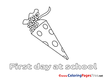 Image School Coloring Pages for free