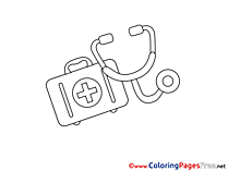 Kit Kids download Coloring Pages