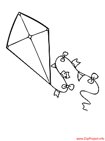 Kite image to color