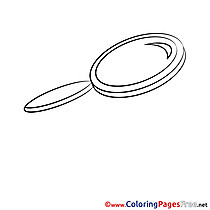 Magnifer printable Coloring Sheets download