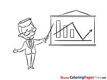 Graph Conference printable Coloring Pages for free