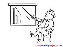 Graph Office download Colouring Sheet free