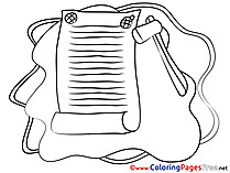 Download Confirmation Coloring Pages