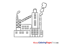Plant Technology Kids download Coloring Pages
