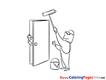 Coloring Pages Painter for free