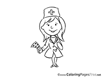 Medic Coloring Pages for free
